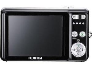 Fujifilm FinePix J27 Manual - camera rear side