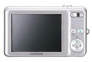 Fujifilm FinePix J30 Manual - camera rear side