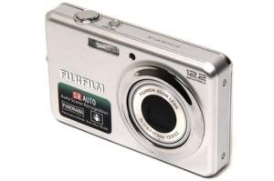 Fujifilm FinePix J35 Manual - camera side