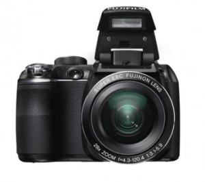 Fujifilm FinePix S3900 Manual-camera front face