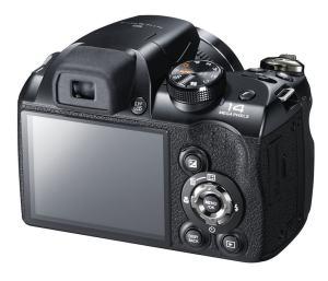 Fujifilm FinePix S4400 Manual - camera back side