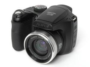 Fujifilm FinePix S5700 Manual - camera front face