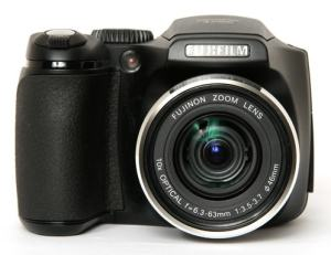 Fujifilm FinePix S5800 Manual - FRONT FACE
