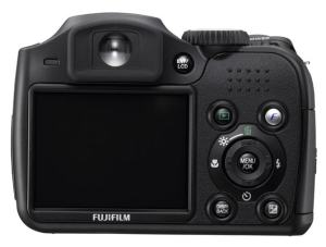 Fujifilm FinePix S5800 Manual - REAR SIDE