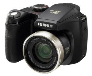 Fujifilm FinePix S5800 Manual - camera side