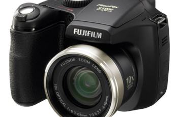 Fujifilm FinePix S5800 Manual - camera side