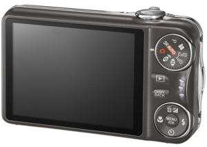 Fujifilm FinePix T300 Manual - camera rear side