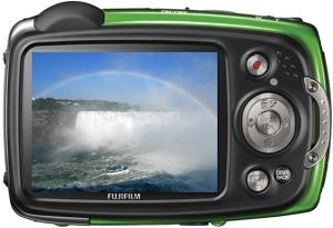 Fujifilm FinePix XP10 Manual - camera rear side