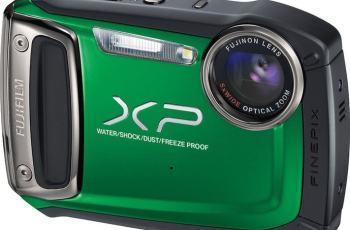 Fujifilm FinePix XP100 Manual for Fuji's Compact and Reliable Camera