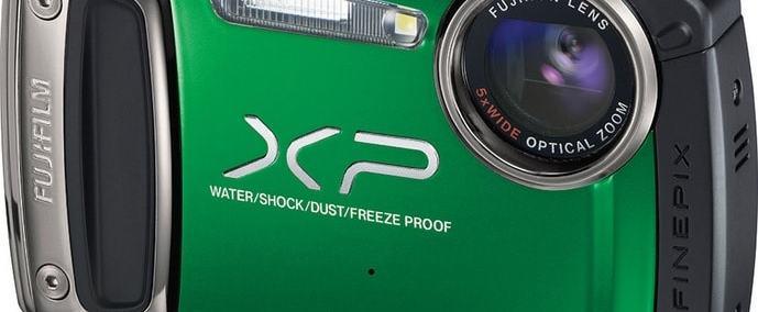 Fujifilm FinePix XP100 Manual for Fuji's Compact and Reliable Camera