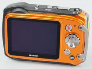 Fujifilm FinePix XP170 Manual - camera rear side