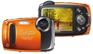 Fujifilm FinePix XP50 Manual - front and back side