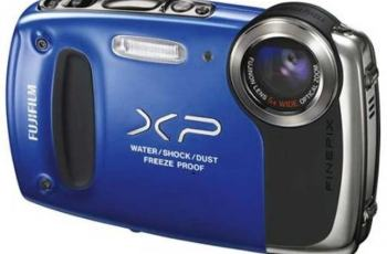 Fujifilm FinePix XP55 Manual User Guide and Camera Specification