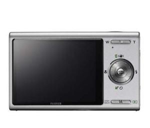 Fujifilm FinePix Z100FD Manual - camera rear side