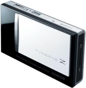 Fujifilm FinePix Z100FD Manual - camera side