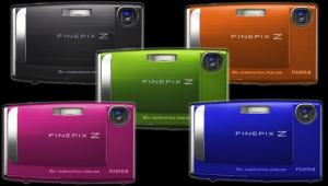 Fujifilm FinePix Z10fd Manual - camera variant