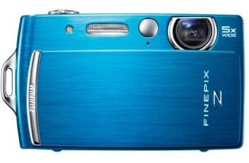 Fujifilm FinePix Z110 Manual - front face