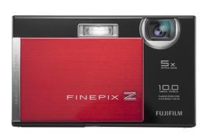 Fujifilm FinePix Z200FD Manual - Camera front face
