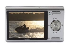 Fujifilm FinePix Z200FD Manual-REAR SIDE