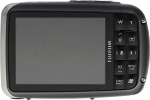 Fujifilm FinePix Z33WP Manual-rear side