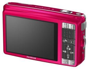 Fujifilm FinePix Z70 Manual - camera back side