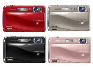 Fujifilm FinePix Z700EXR Manual User Guide and Product Specification