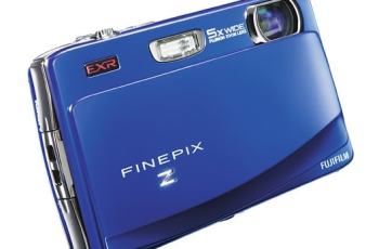 Fujifilm FinePix Z909EXR Manual for Fuji's Powerful Features Camera in Stylish Body