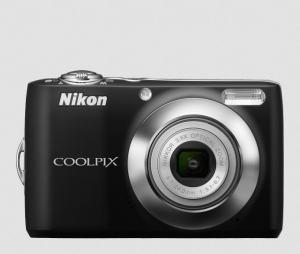 Nikon CoolPix L22 Manual - front side
