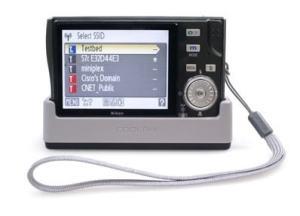 Nikon CoolPix S7c Manual - camera back side