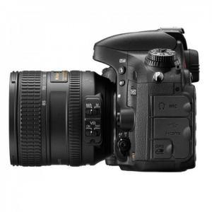 Nikon D610 Manual - camera side