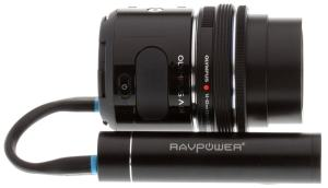 Olympus AIR A01 Manual - lens
