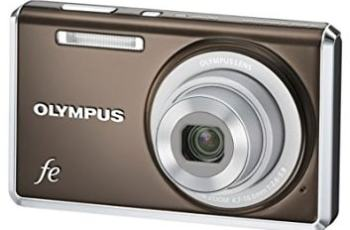 Olympus FE-4030 Manual for for Your Olympus Affordable Compact