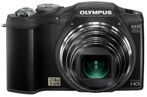 Olympus SZ-31MR iSH Manual f- camera front face