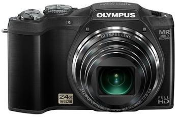 Olympus SZ-31MR iSH Manual f- camera front face