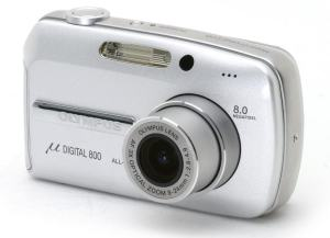 Olympus Stylus 800 Manual User Guide and Product Specification