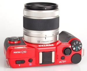 Pentax Q10 manual - camera side