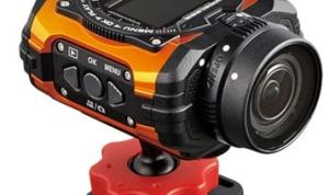 Pentax WG-M1 Manual - mounting the camera
