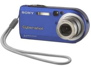 Sony DSC P-100 Manual User Guide and Camera Specification