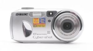 Sony DSC-P73 Manual User Guide and Product Specification