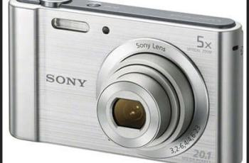 Sony DSC-W800 Manual User Guide and Product Specification