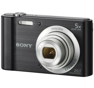 Sony DSC-W800 Manual - camera front face