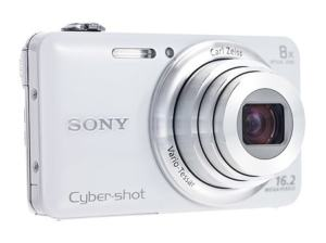Sony DSC-WX80 Manual - camera front face