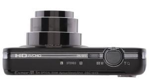 Sony DSC-WX9 Manual - camera side