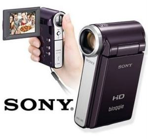 Sony MHS-CM5 Manual - bloggie camera from Sony