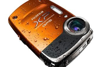 Fujifilm FinePix XP30 Manual-camera front face