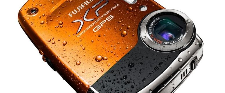 Fujifilm FinePix XP30 Manual-camera front face