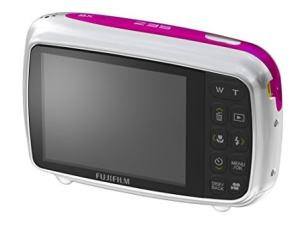 Fujifilm FinePix Z35 Manual - camera back side