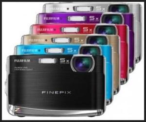 Fujifilm FinePix Z71 Manual - camera variants
