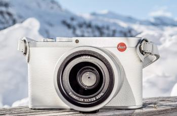 Leica Q 'Snow'; New Classy and Premium Leica Camera for the Olympics