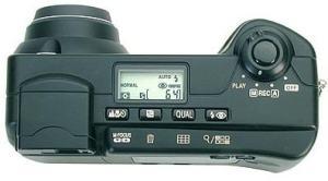 Nikon Coolpix 800 Manual - camera top plate